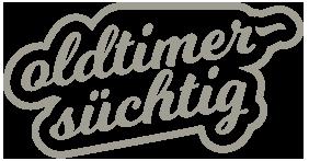 oldtimersüchtig – Das Oldtimer-Online-Magazin Logo
