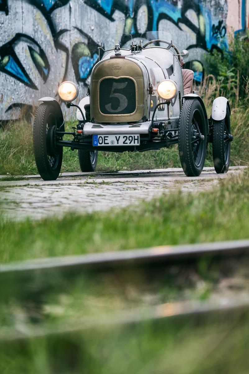 Ford Model A Speedster