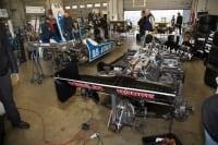 Ford Cosworth in LigierJS 11/15 und March 811