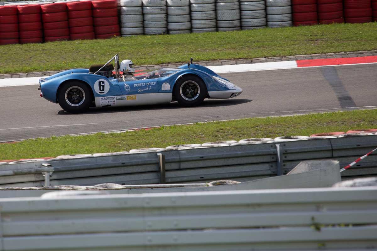 Oldtimer Grand Prix 2017 FIA Masters Historic Sports Car Championship