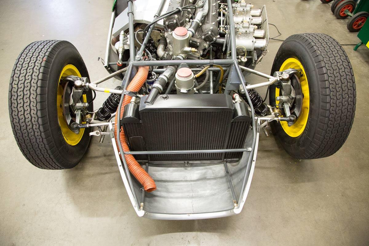 Oldtimer Grand Prix 2017 Historische Grand-Prix-Fahrzeuge bis 1960