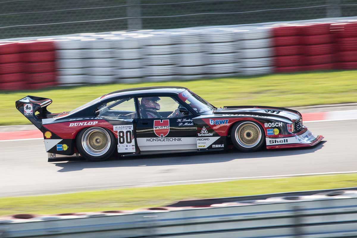 Oldtimer Grand Prix 2017 Revival Deutsche Rennsport-Meisterschaft