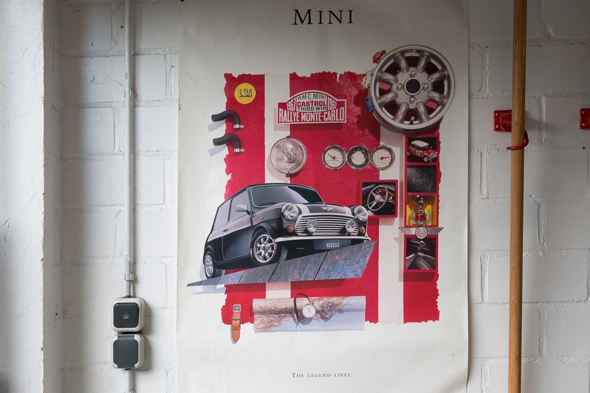 Rover Mini Cooper SPI