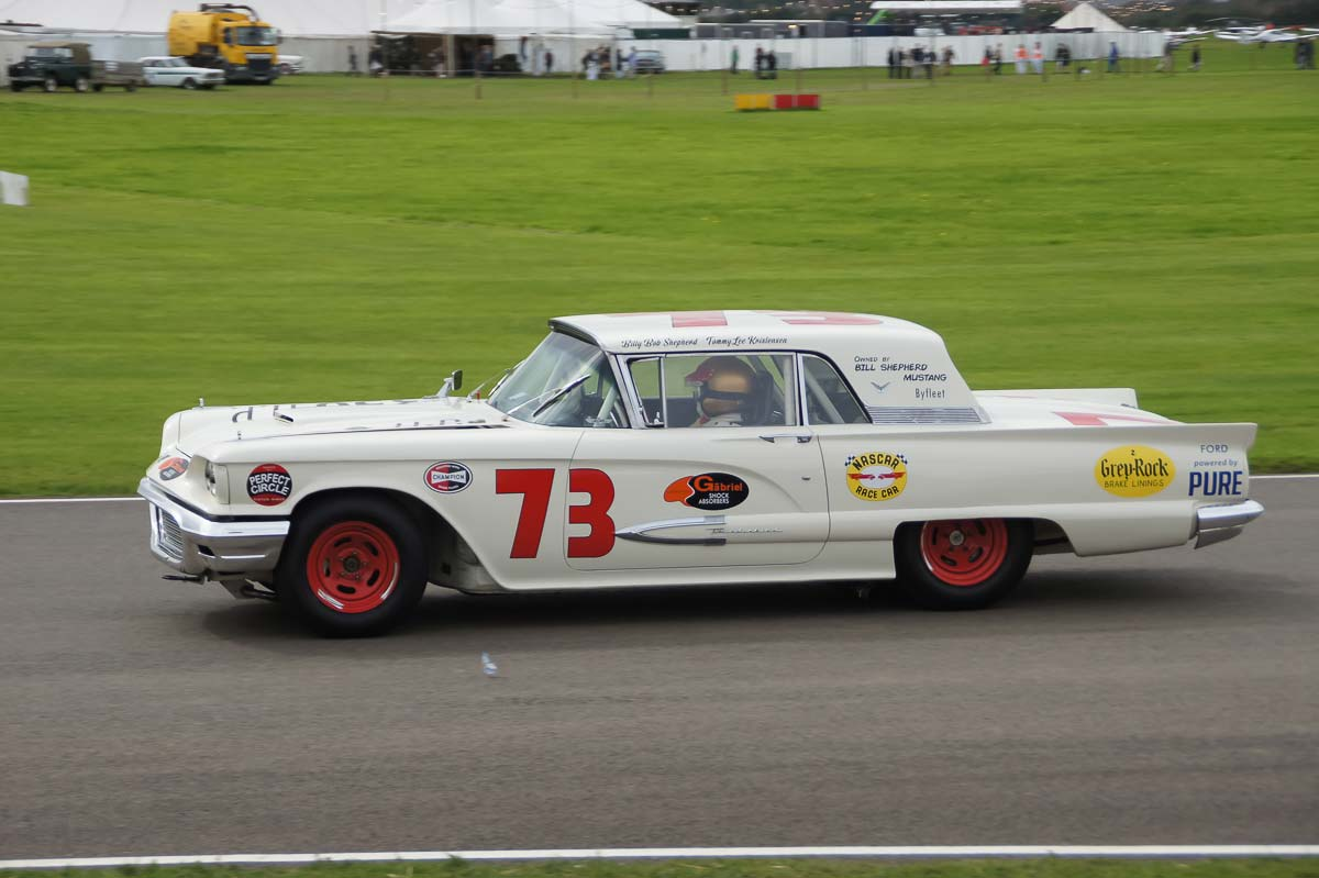 St Mary's Trophy Part 2 - Goodwood Revival 2017