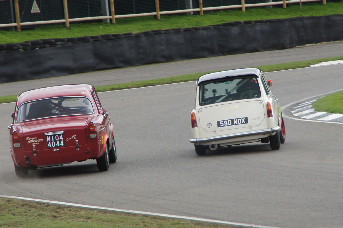 St Mary's Trophy - Part II - Goodwood Revival 2017