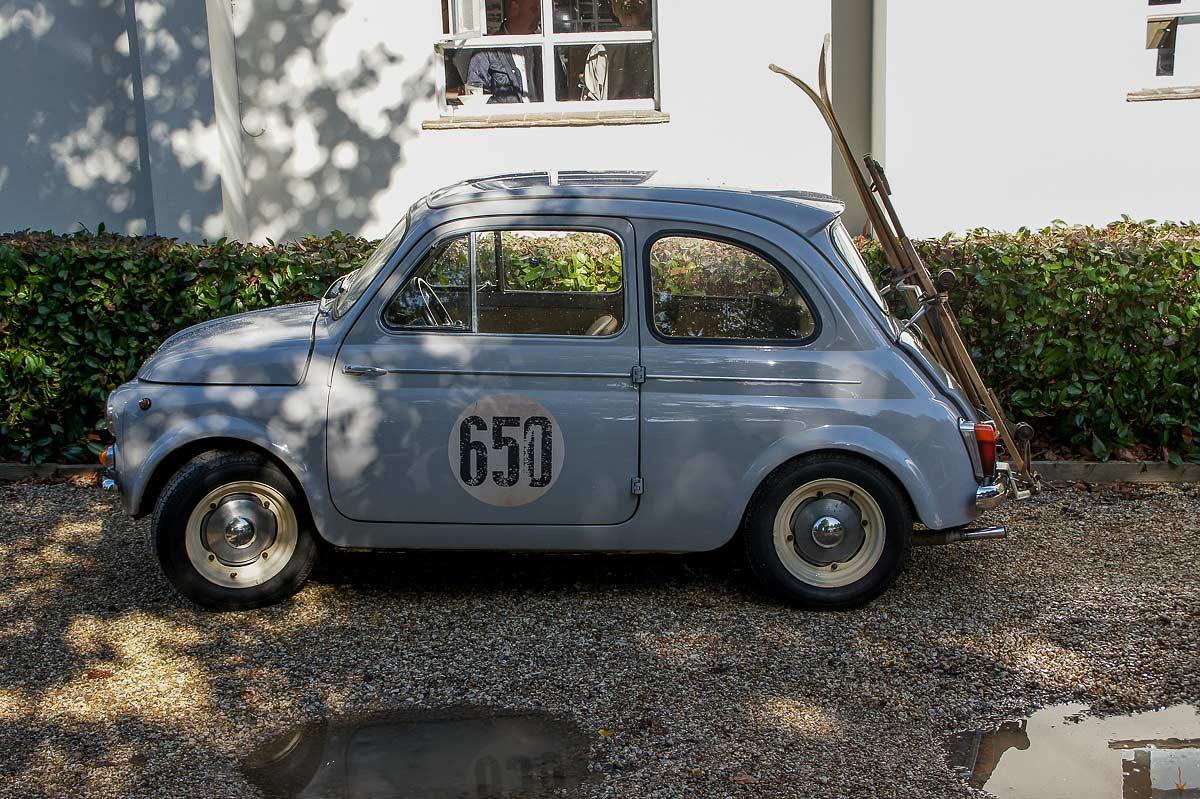 Goodwood Revival 17 - Fiat 500
