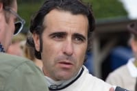 Dario Franchitti - Goodwood Revival 2017