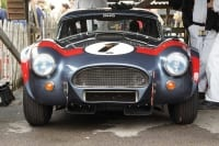 Cobra - GT Fahrerlager - Goodwood Revival 2017