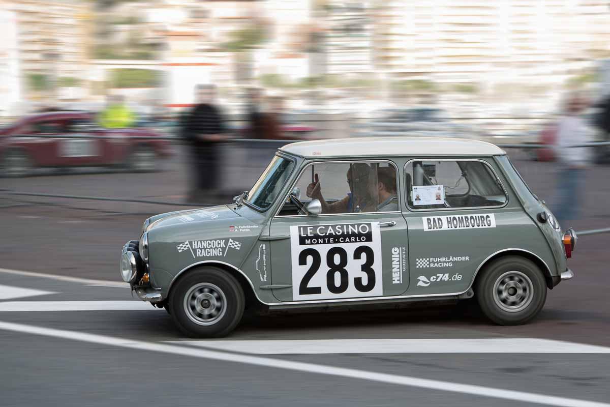 19. Rallye Monte-Carlo Historique 2016 · 31.01.2016, 11:19 Uhr