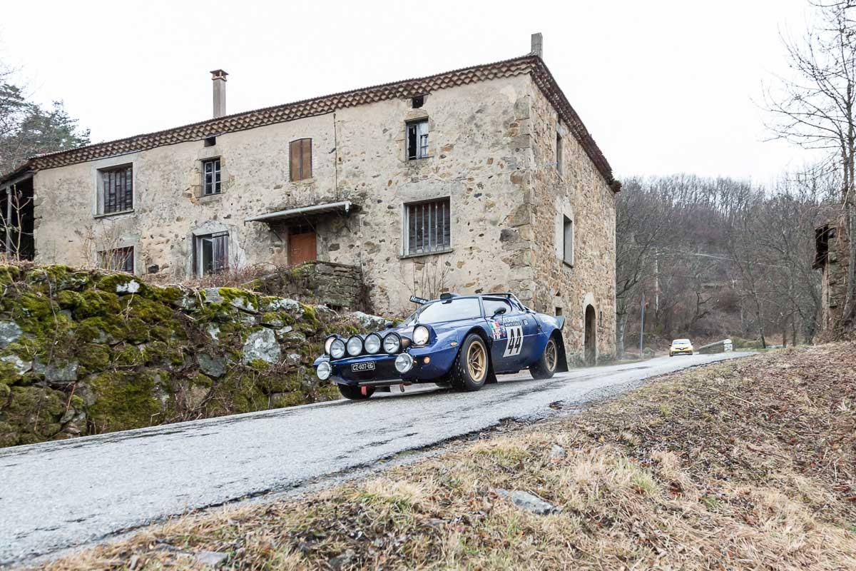 Lamastre - Plats · ZR 9 · 20. Rallye Monte-Carlo Historique 2017 · 30.01.2017, 16:05 Uhr