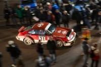 Start zur Nacht der langen Messer · Étape final · 20. Rallye Monte-Carlo Historique 2017 · 31.01.2017, 21:19 Uhr