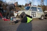 3 Std. nach dem Start in Bad Homburg · Étape de concentration · 19. Rallye Monte-Carlo Historique 2016 · 29.01.2016, 17:15 Uhr