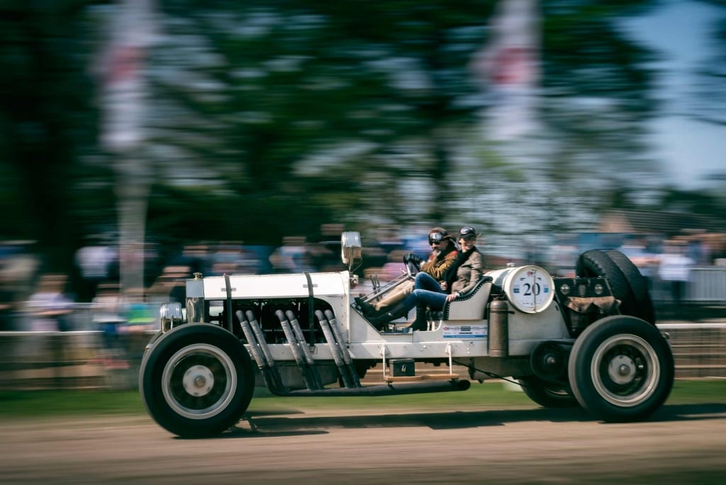 Vintage Race Days 2018, Rastede