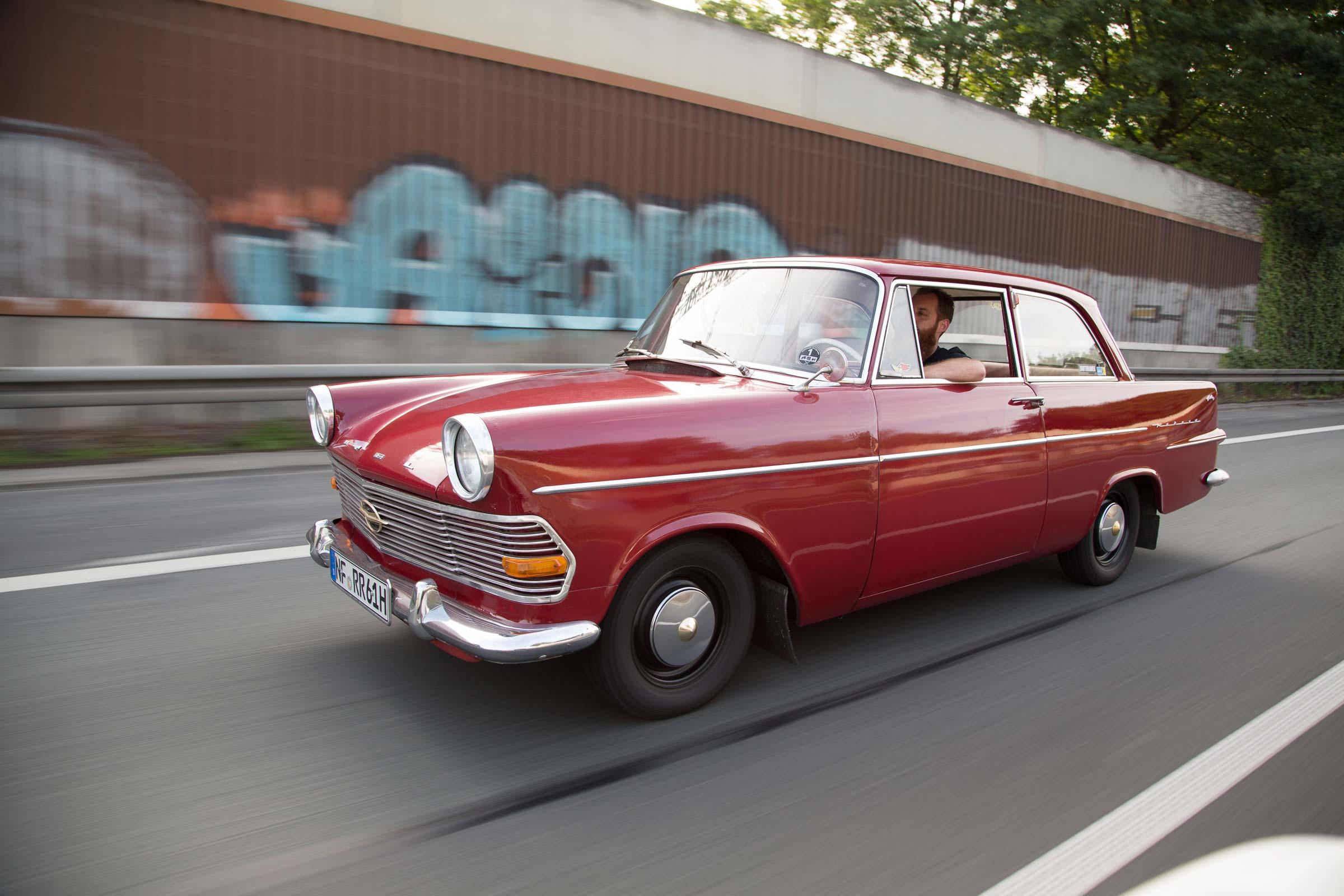 Opel Rekord P2