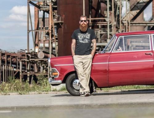 Typen: Gero und sein Opel Rekord P2