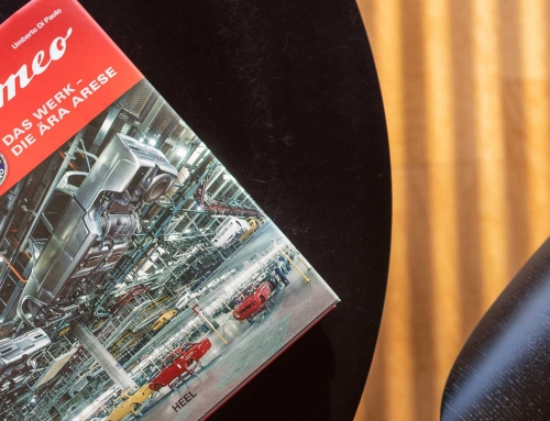 Buchbesprechung: Alfa Romeo. Das Werk – Die Ära Arese
