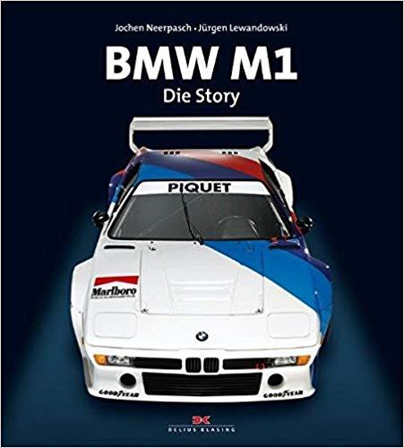 BMW M1 - Die Story