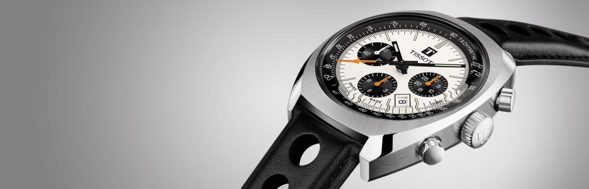 Tissot Heritage 1973 Limited Edition T124 427 16 031 00 MT Euro 1.990,00