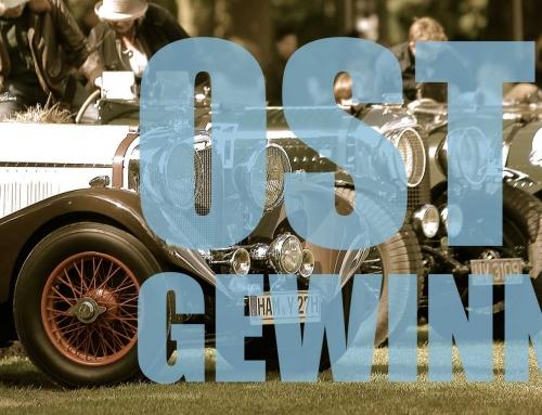 Verlosung: Bei den 7. Vintage Race Days im Ford Model A Speedster mitfahren!