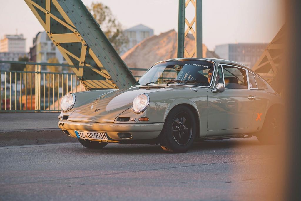 Porsche 911 von Markus Haub, Foto: © 2018 Steffanie Rheinstahl
