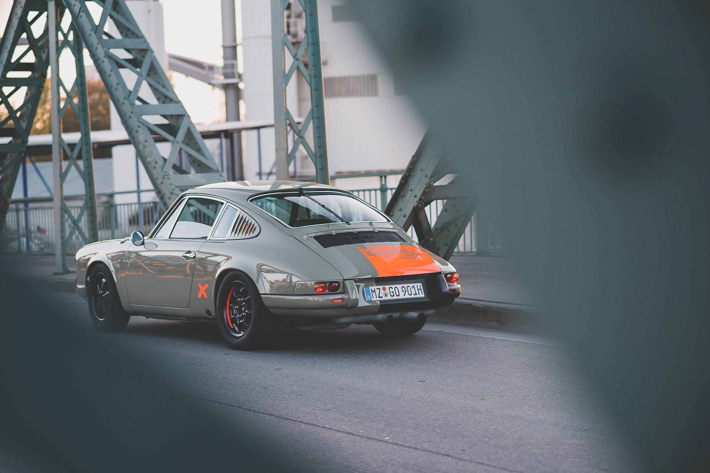 Porsche 911 von Markus Haub © 2018 Steffanie Rheinstahl