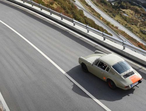 Typen: Markus Haub und sein Porsche 911