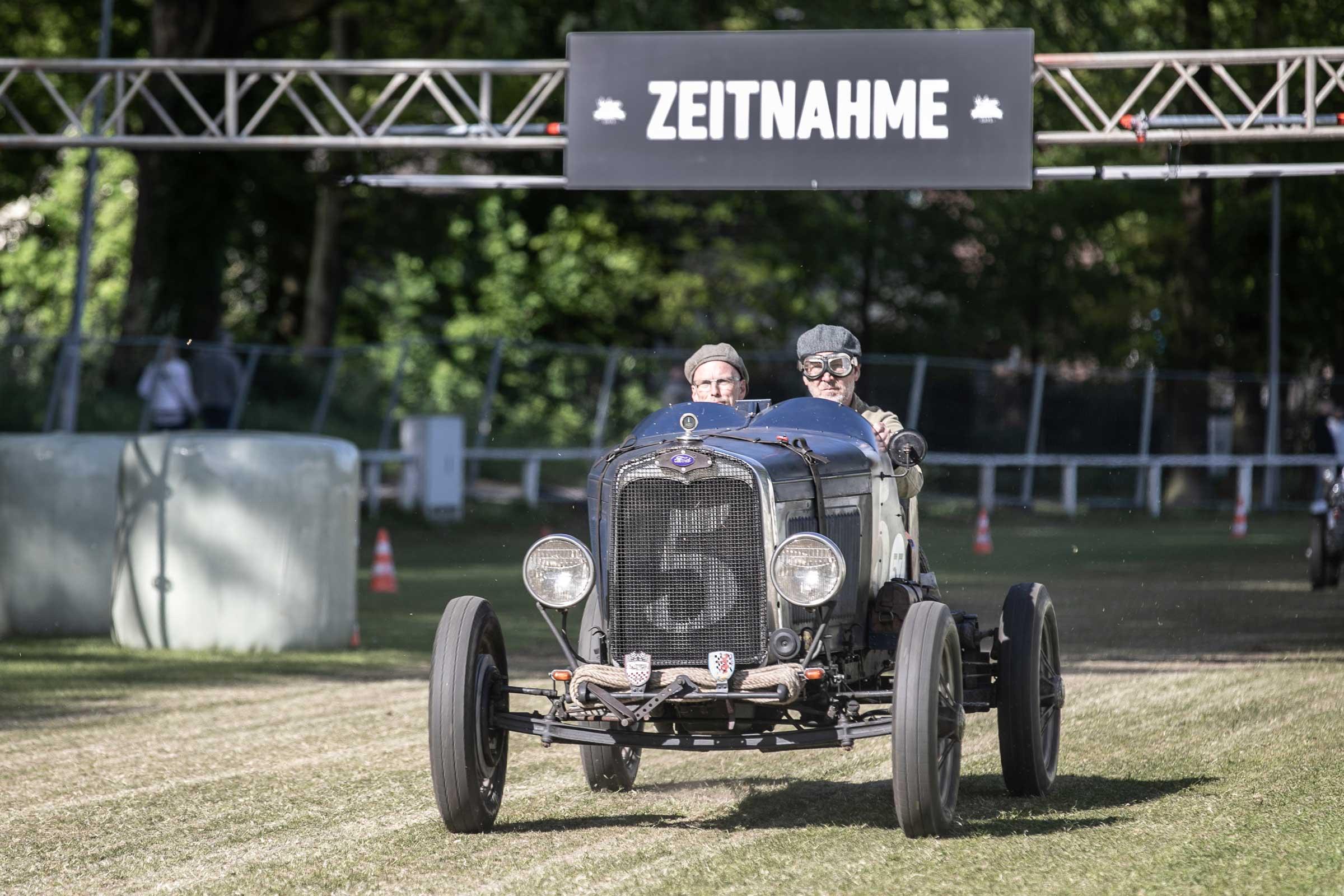 Vintage Race Days 2019, Foto Volker Schneider